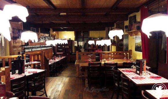 Restaurant L'Oustagou, Clermont-Ferrand