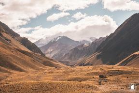 Vue sur l'Aconcagua