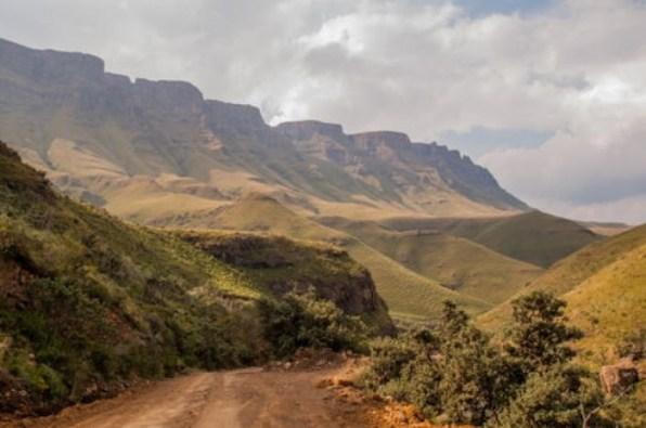 Lesotho Sani-Pass