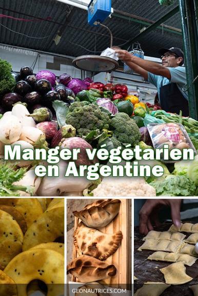 Être végétarien en voyage, ce n'est pas toujours évident. Et pourtant, manger végétarien en Argentine, c'est possible. Il n'y a pas que la viande en Argentine ! Après 8 mois passés dans ce pays en étant végétarienne, je casse ce mythe de l'argentin qui ne mange que de la viande ! Je partage mon expérience et mes bonnes adresses où manger végétarien en Argentine dans cet article ! #vegetarien #vege #nourriture #argentine #pvtargentine #voyage #travel