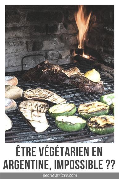 Qui a dit que manger végétarien en Argentine était impossible ?! Les Argentins sont réputés pour leur viande. Et pourtant... Après 8 mois passés en Argentine en étant végétarienne, je casse ce mythe de l'argentin qui ne mange que de la viande ! Je partage mon expérience et mes bonnes adresses où manger végétarien en Argentine dans cet article ! ;) #vegetarien #vege #nourriture #argentine #pvtargentine #voyage