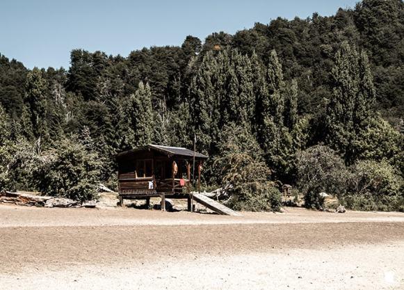 Lac Espejo - route des 7 lacs