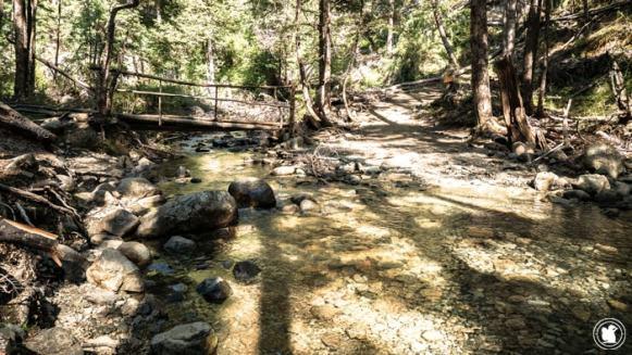 Ruisseau - Randonnée Cajon del Azul