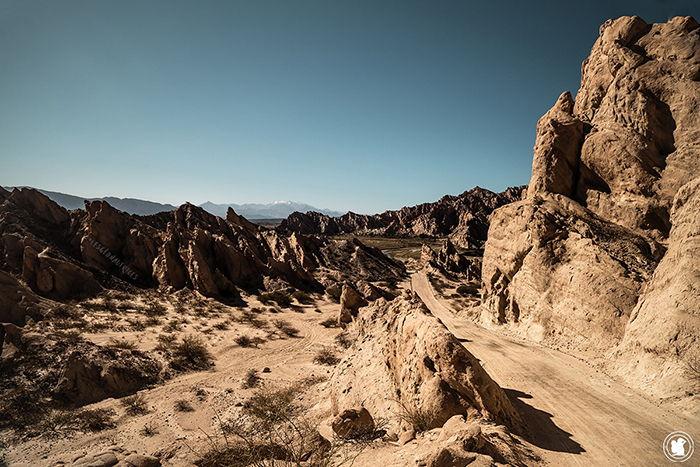 Quebrada de las Flechas, un spectacle magnifique