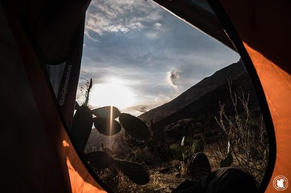Nuit 1 dans le Canyon de Colca