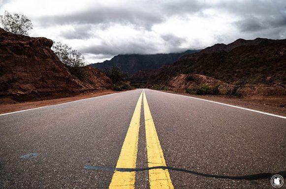 C'est partie pour un road trip sur les routes de la boucle sud de Salta