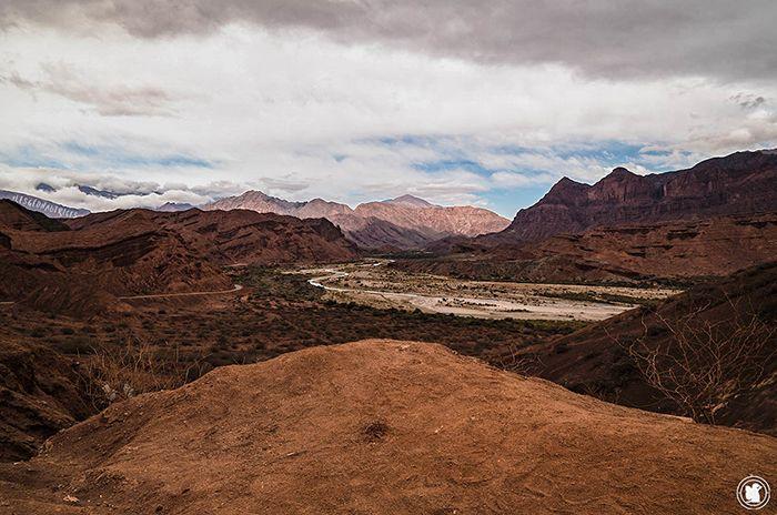 Quebrada de Cafayate, un paysage impressionnant