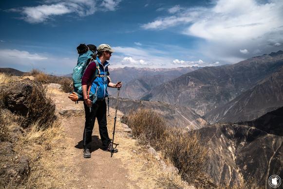 Trek CaTrek Canyon de Colca Pérounyon de Colca Pérou