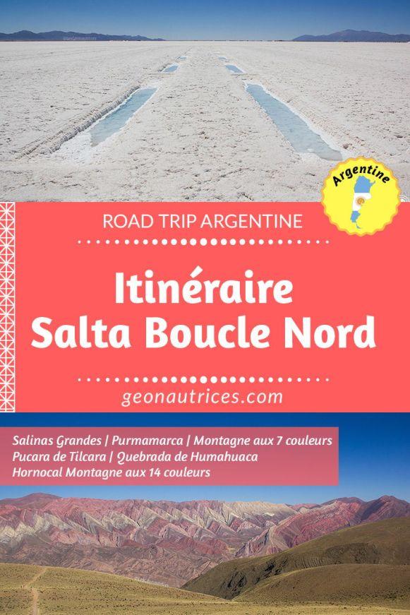 Nous partageons notre itinéraire de la boucle nord de Salta, dans le nord ouest argentin. Nos conseils, ce qu'il faut voir, où dormir. #salta #argentine #noa #roadtrip #voyage