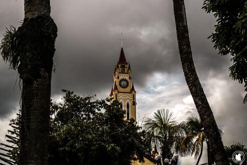 L'église d'Iquitos
