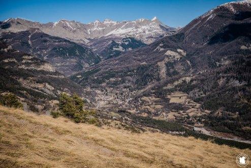 Trek Val d'Allos Colmars-les-Alpes