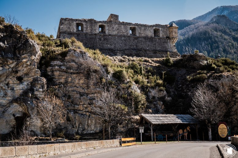 Trek Val d'Allos fort Vauban à Colmars-les-Alpes