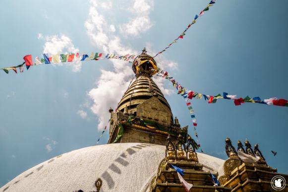 Temple Swayambunath