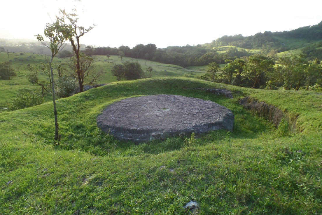 Piedra redonda