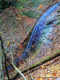 Silver Falls, Shades State Park, Indiana