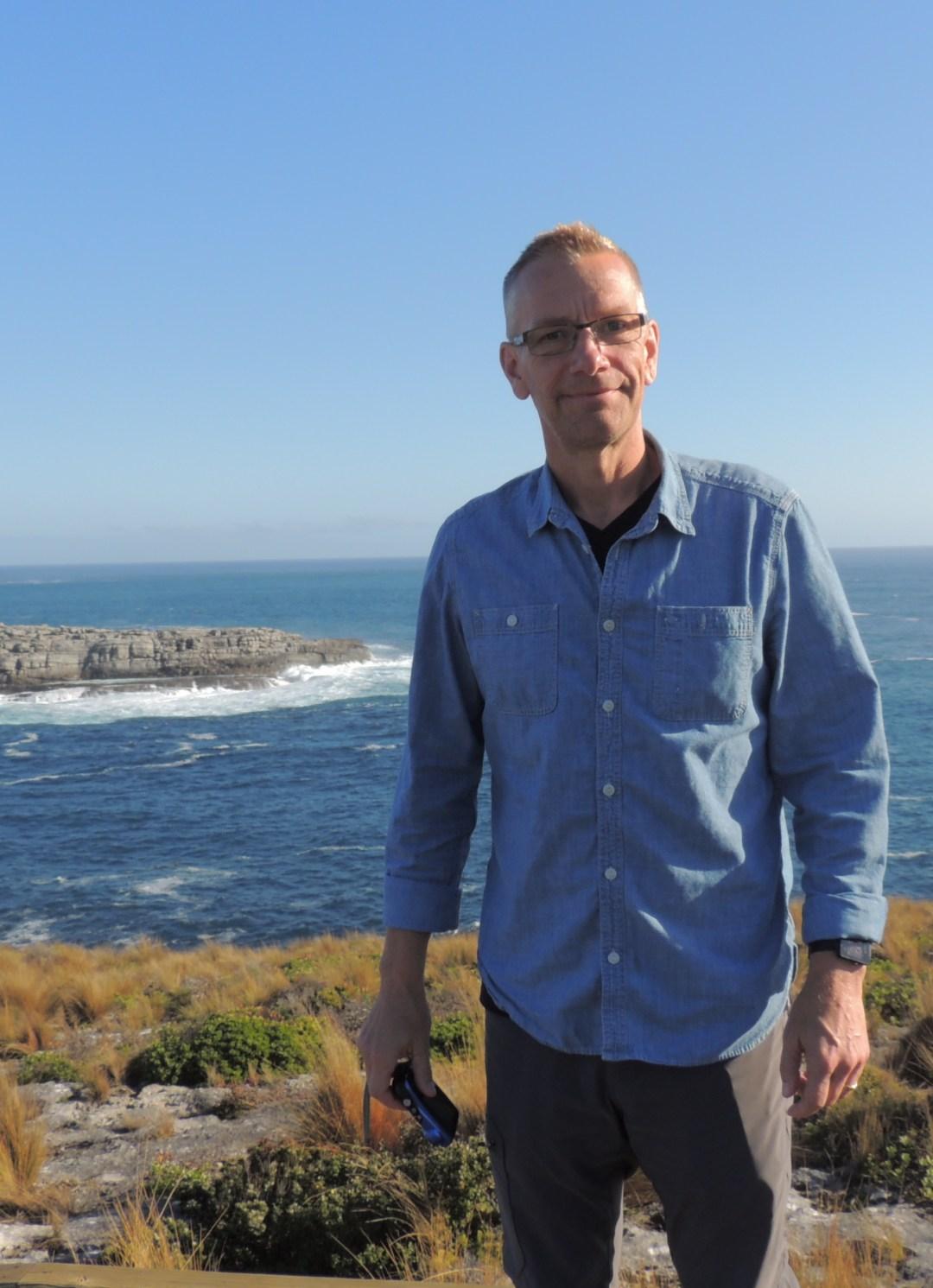 Jeffrey Shragge (photo credit: Western Australia Maritime Museum)