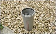 Filter za cistilno napravo