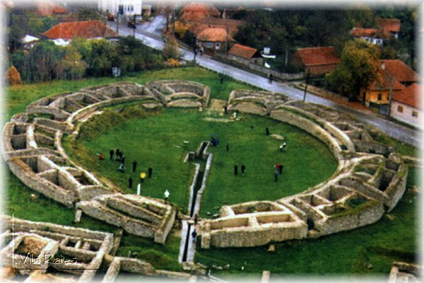 Remnants of the capital of the Dacian Province - drhaiduc.ro
