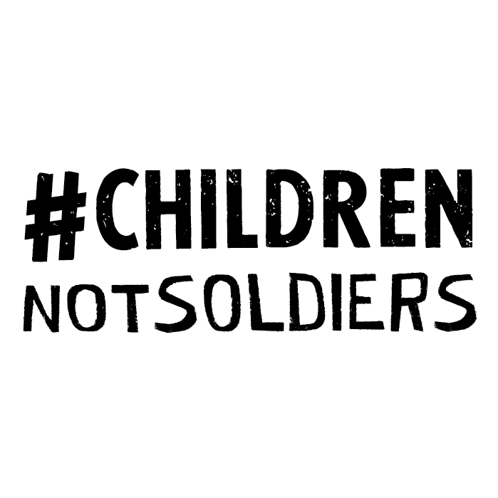 childrennotsoldiers