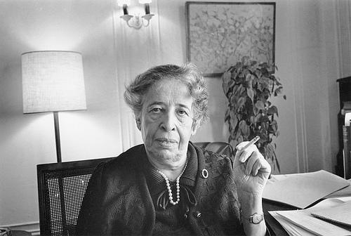 Kondycja ludzka i globalizacja – filozofia polityczna Hannah Arendt  współcześnie | | Nowa Geopolityka