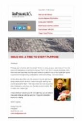 GeoPrac Newsletter 053