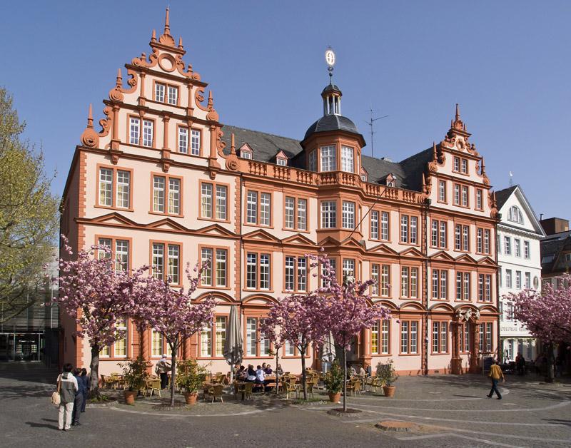 Das Gutenberg Museum In Mainz Georg Dahlhoff Fotografie