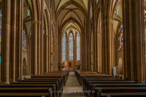Katharinenkirche: Langhaus innen - Bild Nr. 201404190042