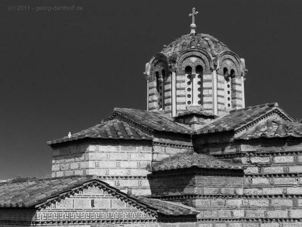 Byzantinische Kirche Agii Apostoli, Athen