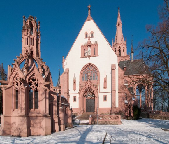Bingen: St. Rochuskapelle - Bild Nr. 200601287100