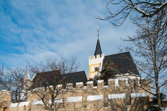 Burgkirche, Ingelheim - Bild Nr. 201301248298