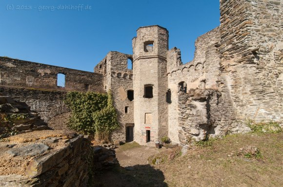 Burg Rheinfels - Bild Nr. 201303028439