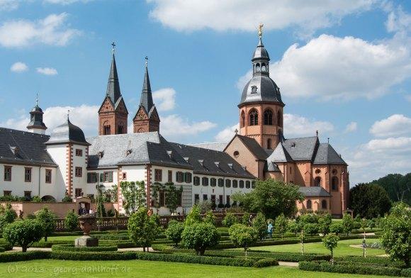 Ehemalige Benediktinerabtei Seligenstadt - Bild Nr. 201305180487