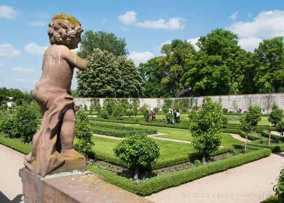 Klostergarten Seligenstadt - Bild Nr. 201305180498