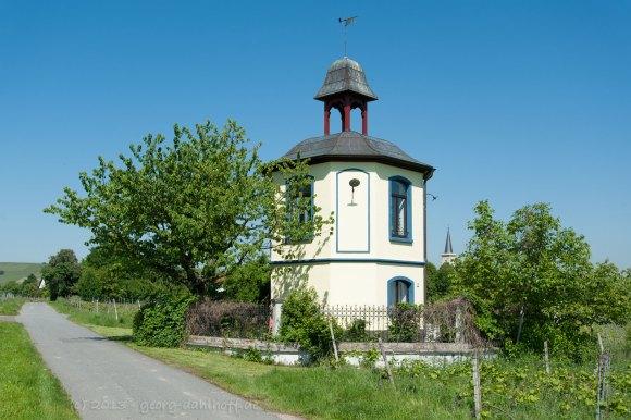 Weinbergshäuschen in Bodenheim - Bild Nr. 201305288945
