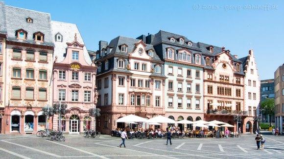 Die Mainzer Markthäuser - Bild Nr. 201307071587