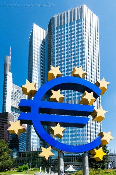 Der Eurotower - Bild Nr. 201307200450