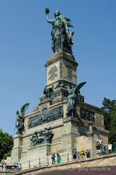 Niederwald-Denkmal - Bild Nr. 201307210507