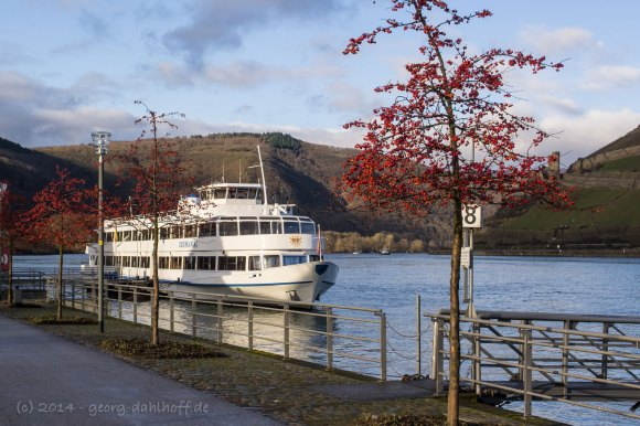 "Fahrgastschiff ""Germania"" - Bild Nr. 201401050847"