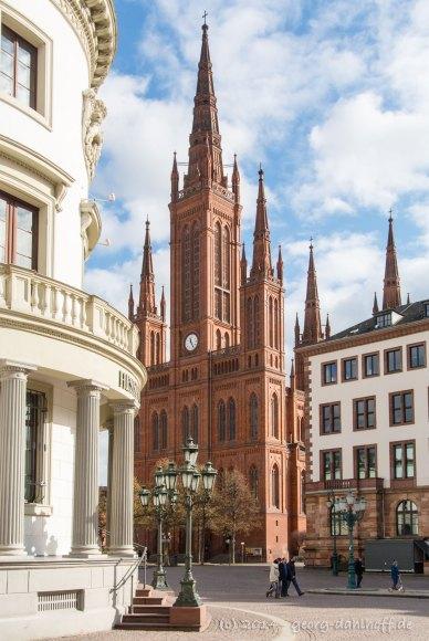 Wiesbadener Marktkirche - Bild Nr. 201402232383