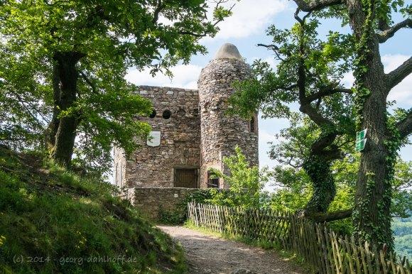 Ruine Rossel - Bild Nr. 201405040318