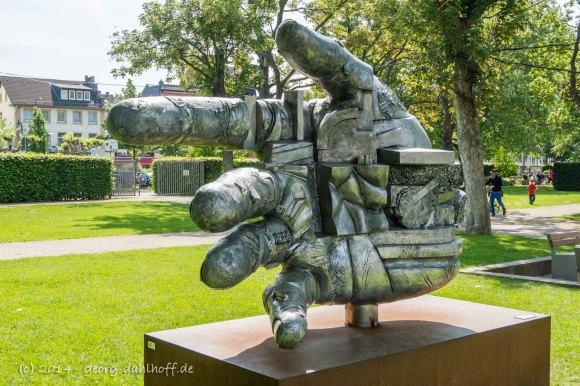 Gunther Stilling: La Mano, 2007 - Bild Nr. 201405040369