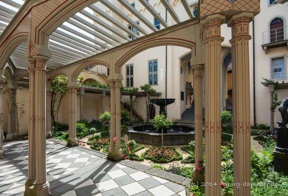 Schloss Stolzenfels: Garten - Bild Nr. 201405252990