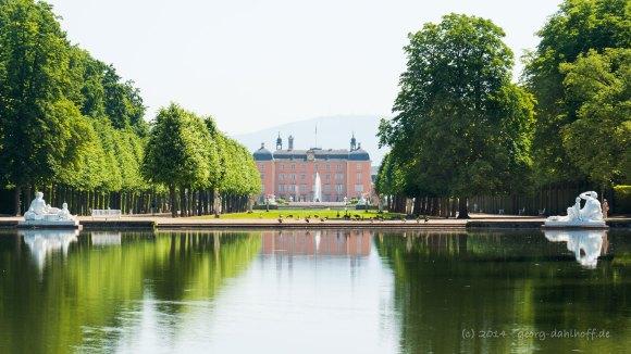 Schloss und Schlossgarten Schwetzingen - Bild Nr. 201406093103