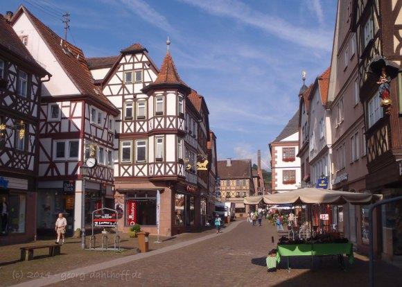 Lohr am Main: Altstadt - Bild Nr. 201407150176