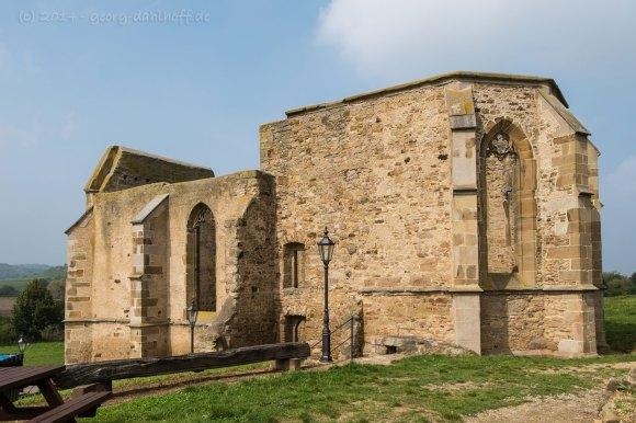 Beller Kirche bei Eckelsheim - Bild Nr. 201409071120