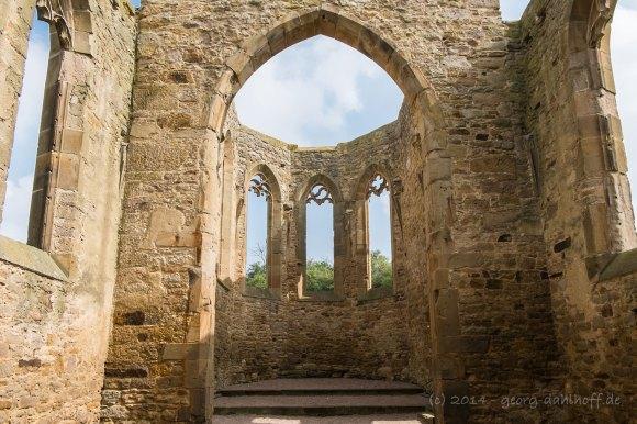 Beller Kirche: Chorraum - Bild Nr. 201409071126