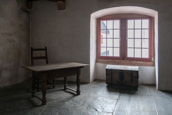 Pfalzgrafenstein: Schreibstube - Bild Nr. 201409271352