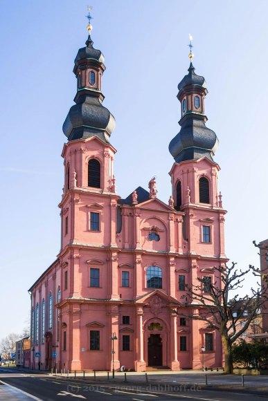 Katholische Pfarrkirche St. Peter in Mainz - Bild Nr. 201502281090