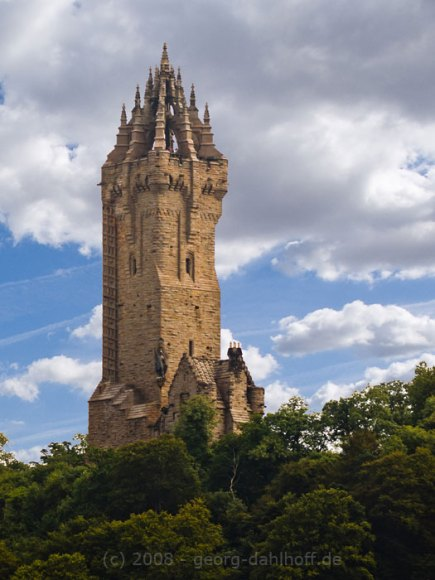 Wallace Monument - Bild Nr. 200807250550