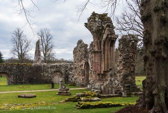 Dryburgh Abbey - Bild Nr. 201503144323